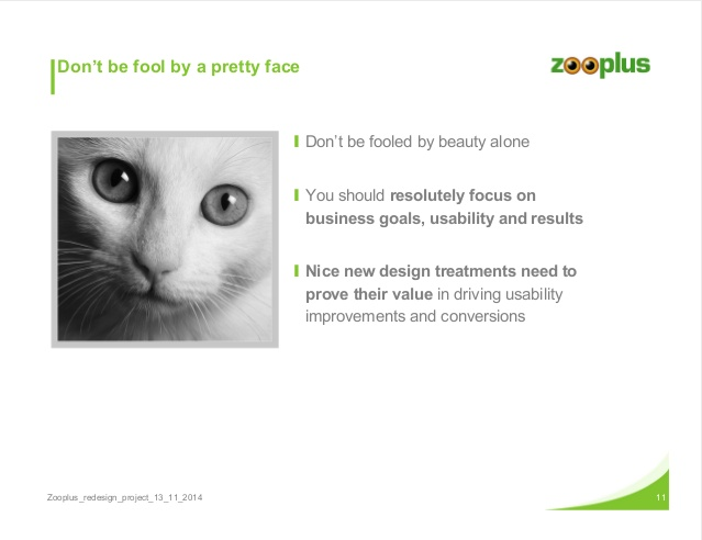 Scarica le slide di Managing a Responsive Design Redesign Project (IT)