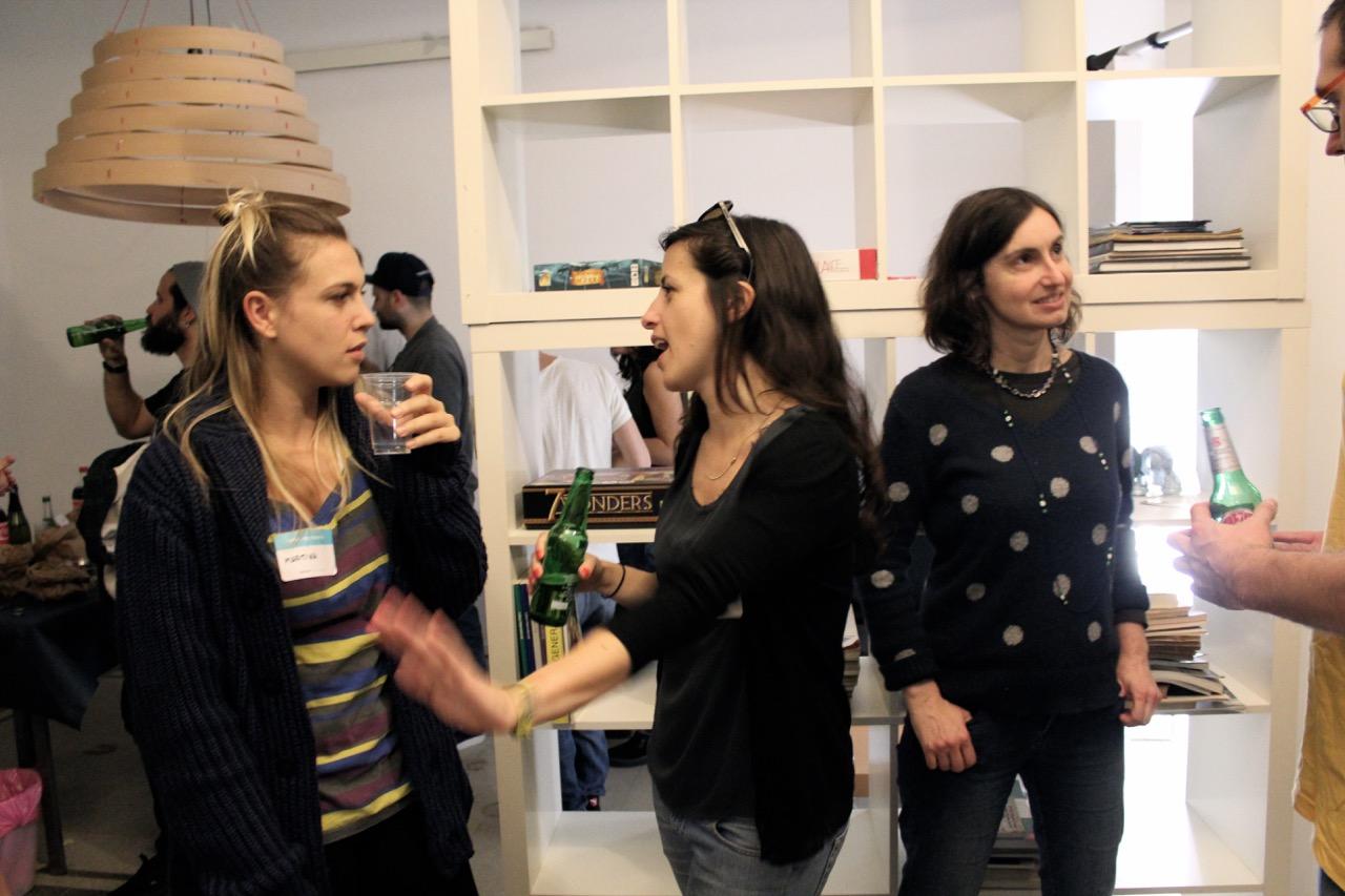 Behance Portfolio Review Roma 2014