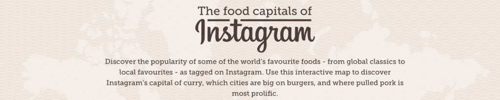 The Food Capitals of Instagram best of nois3