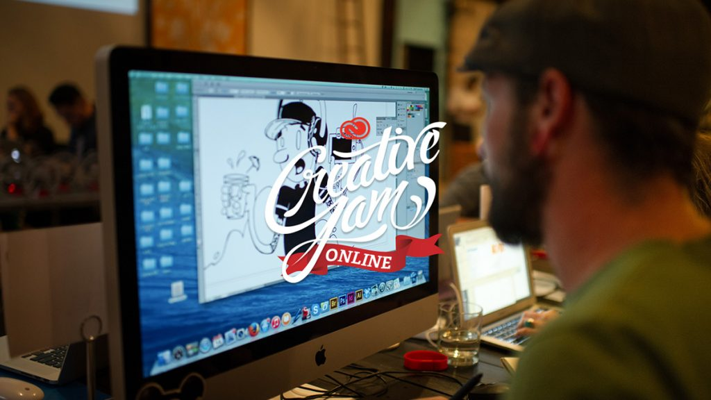 Adobe Creative Jam Online, Adobe Creative Cloud, Behance Reviews Roma, Behance POrtfolio Reviews 2016, nois3 office