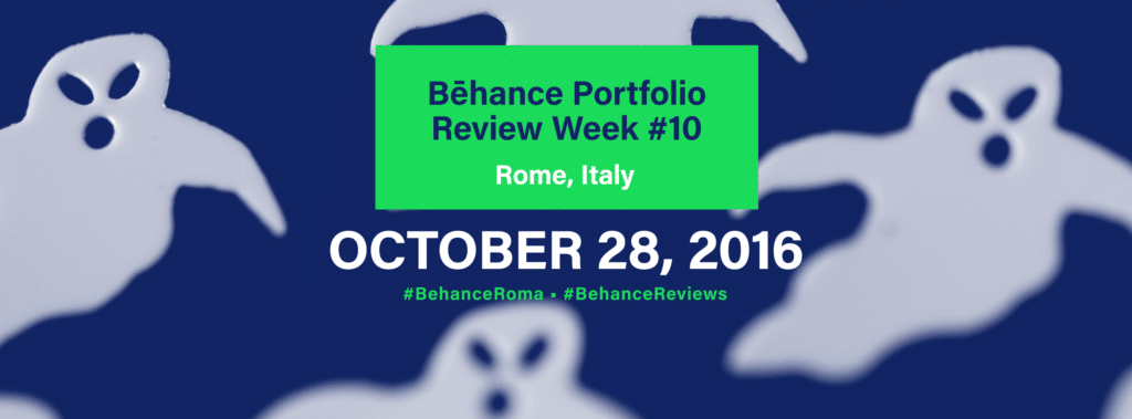 Behance Portfolio Review Week 10 Rome riciclo creativo nois3